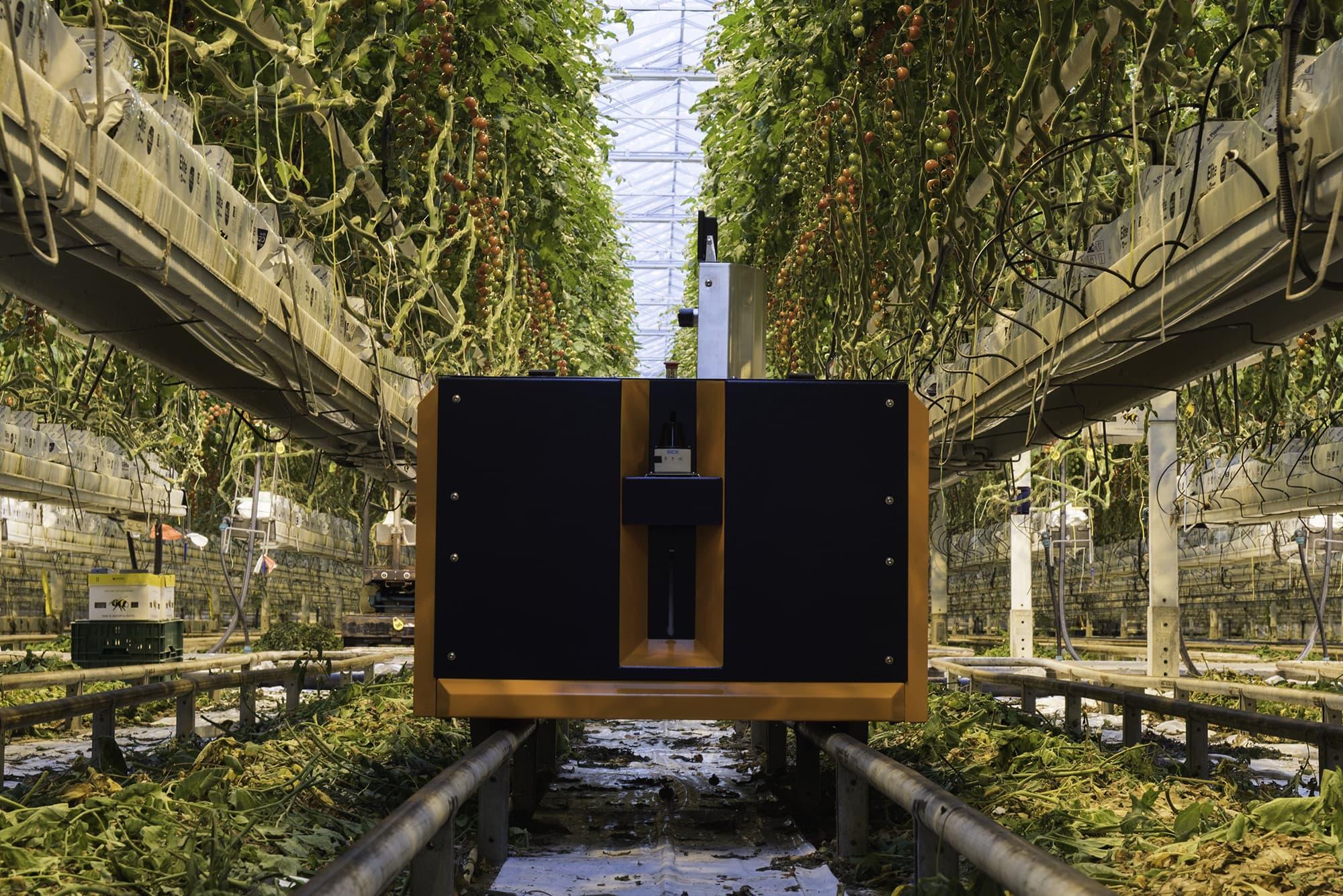 Plantalyzer Tijdens Fruit Logistica Is Ticket Voor De Toekomst